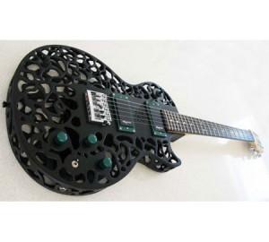 CAD_3D_printed_Guitar