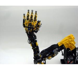 Mechatronics_Lego